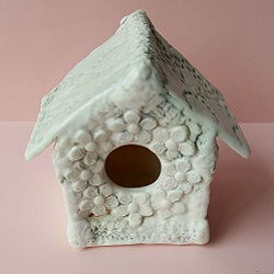 Amanda Mercer Medium Birdhouse