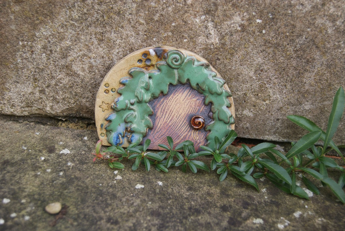Fairy Door, Pentangle Pottery