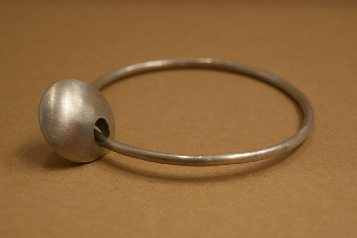 Hilary Tate Bead Bangle