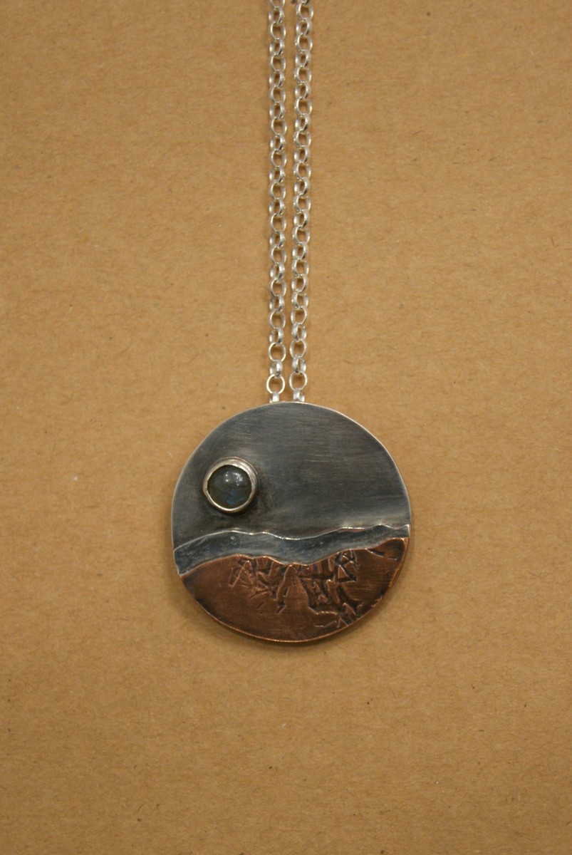 Hilary Tate Beach Necklace 2