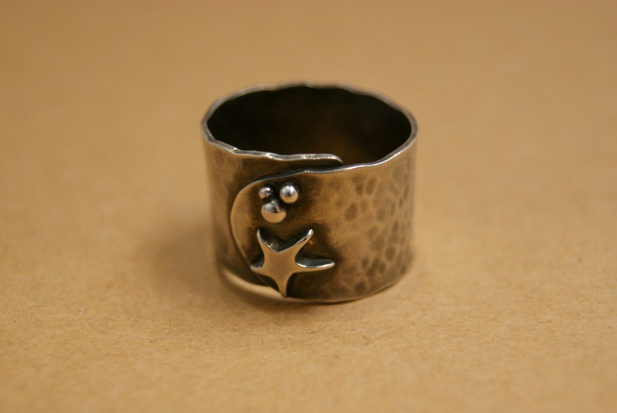 Hilary Tate Starfish Ring