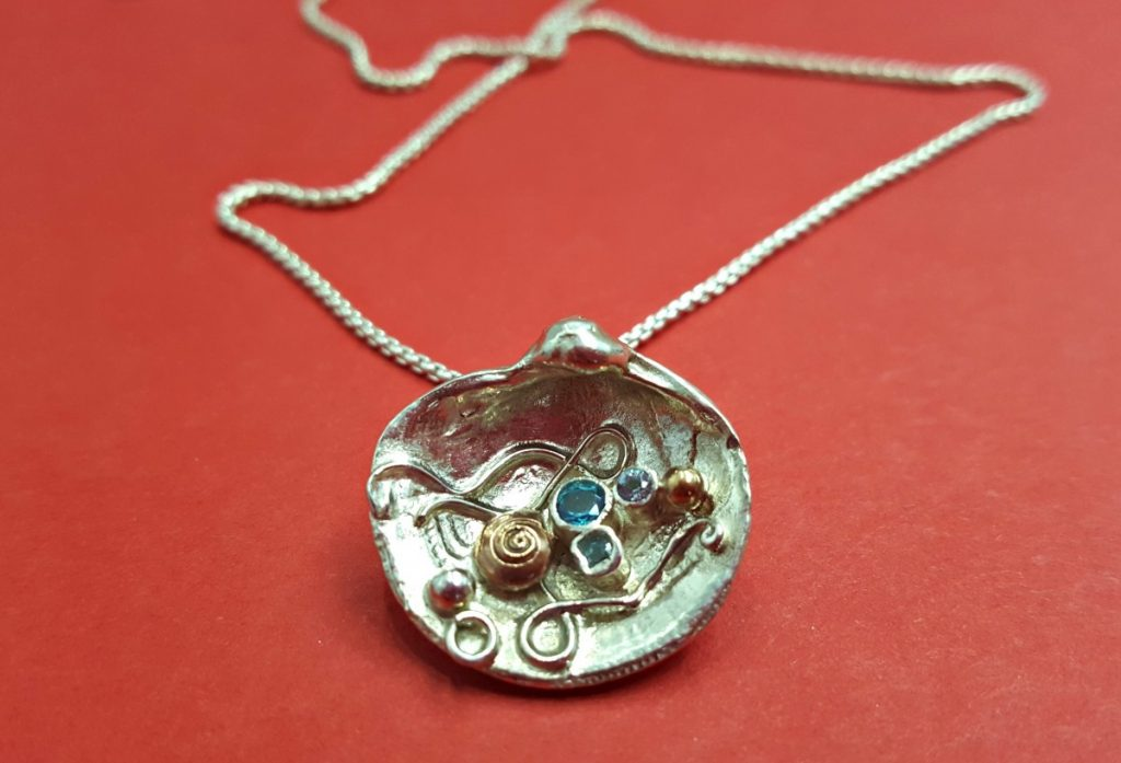 Kerry Newton Rock Pool Necklace
