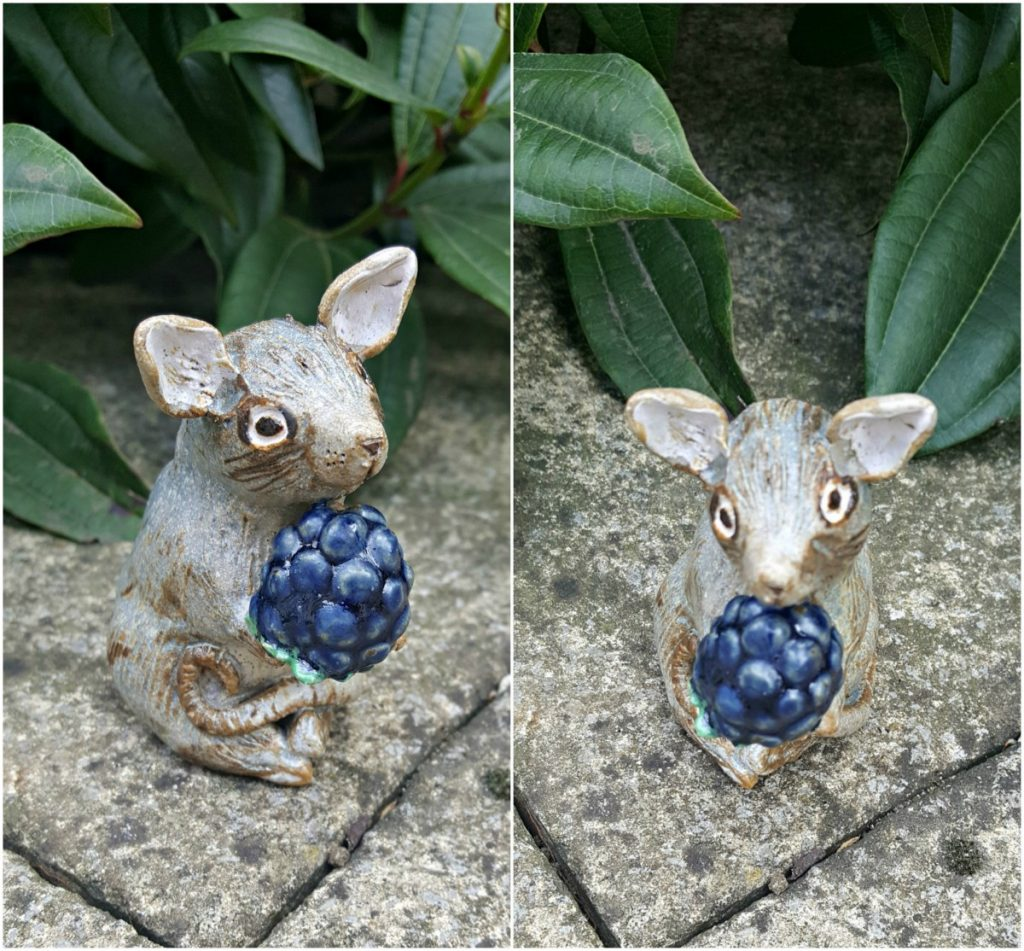 Zoo Ceramics, Mouse with Bramble, 20-21 Shop