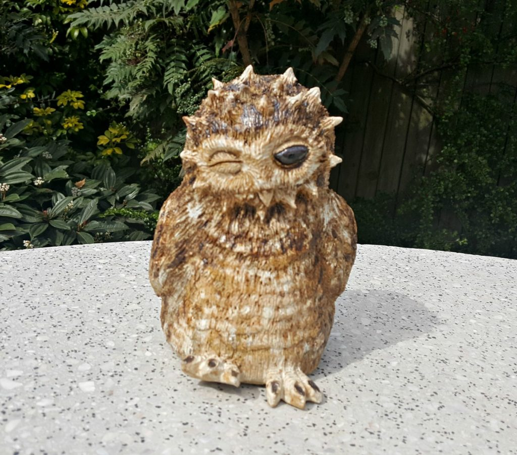 Zoo Ceramics, Tawny Owl Chick One, 20-21 Shop