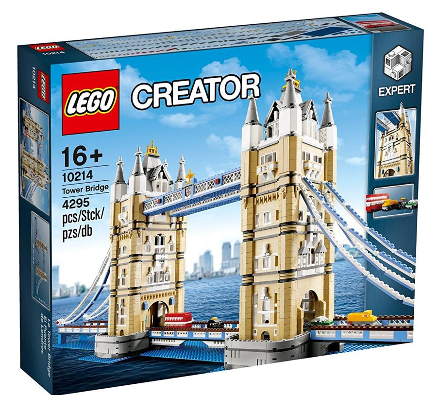 LEGO Creator Tower Bridge Set