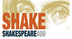 Shake Shakespeare Logo