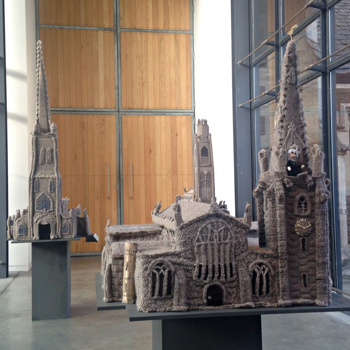 Woolly Spires at 20-21 Visual Arts Centre