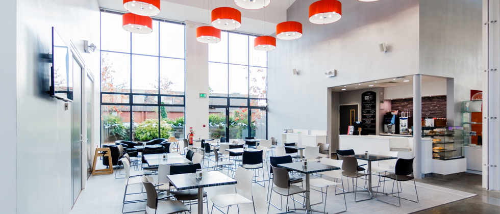 Treat yourself in the 20-21 Café