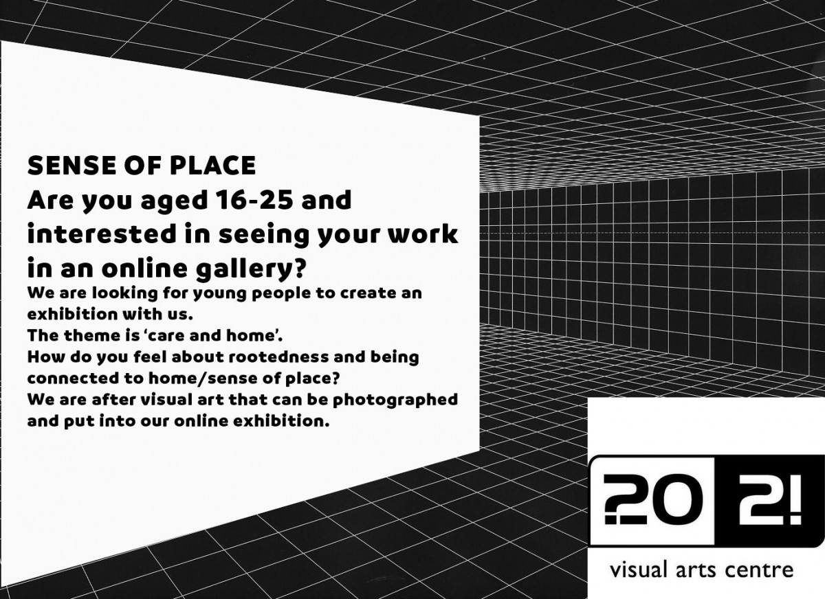 Sense of Place - call out for submissions to exhibition