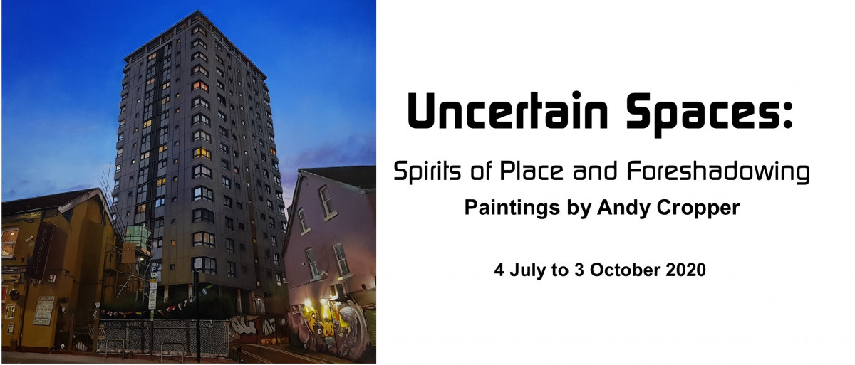 Uncertain Spaces by Andy Cropper