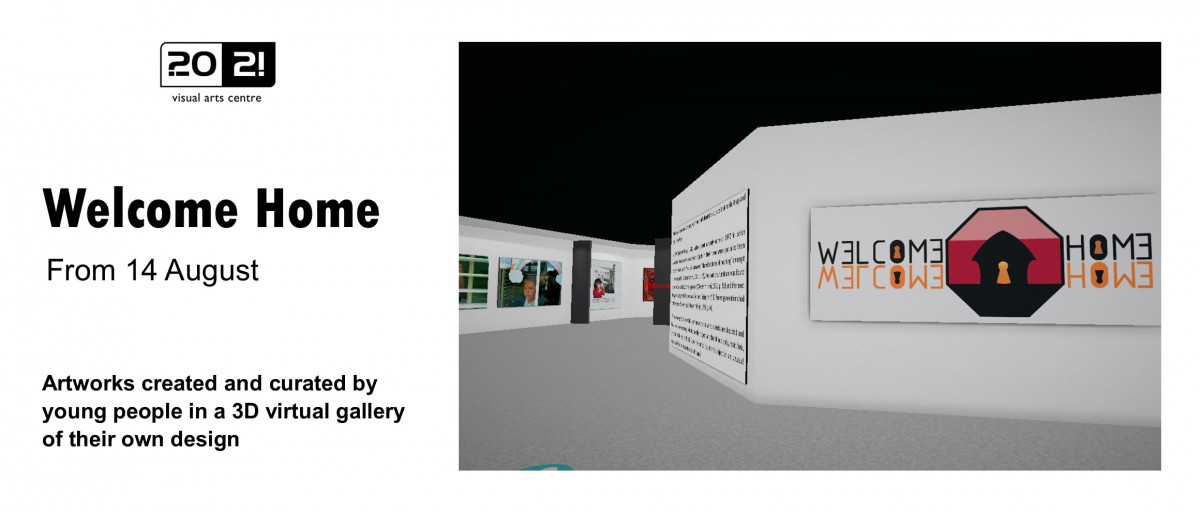 Welcome Home - Our Virtual Gallery Takeover