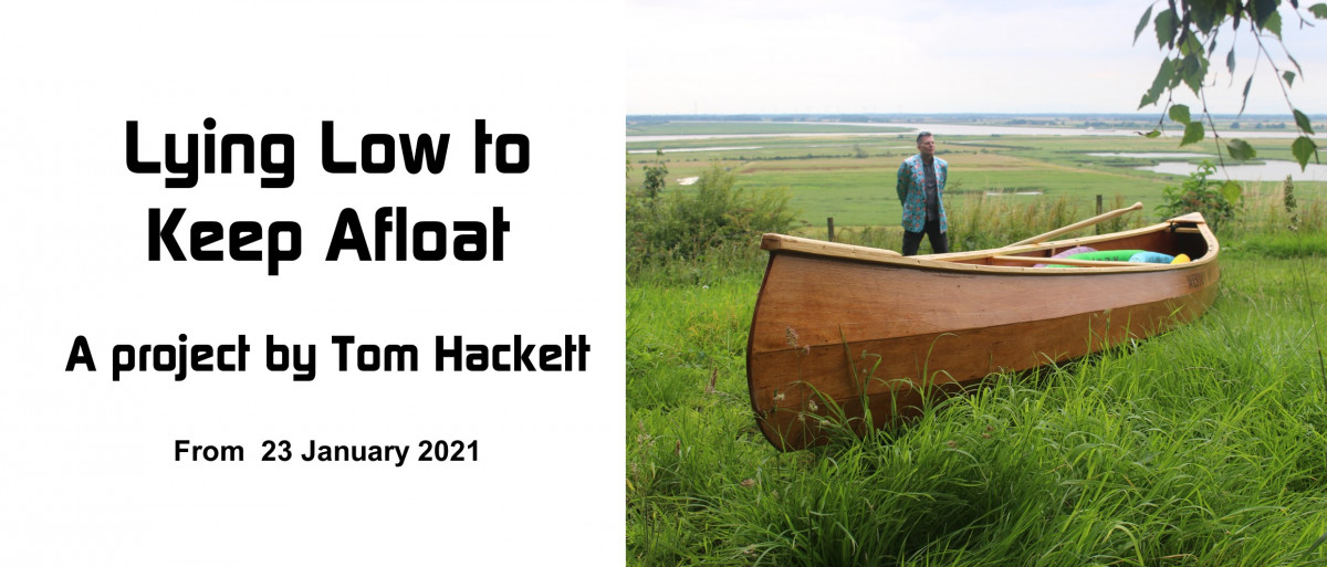 Lying Low to Keep Afloat by Tom Hackett