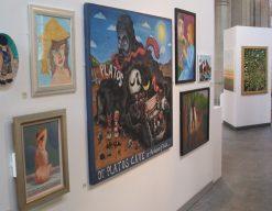 20-21 Open Exhibition 2011