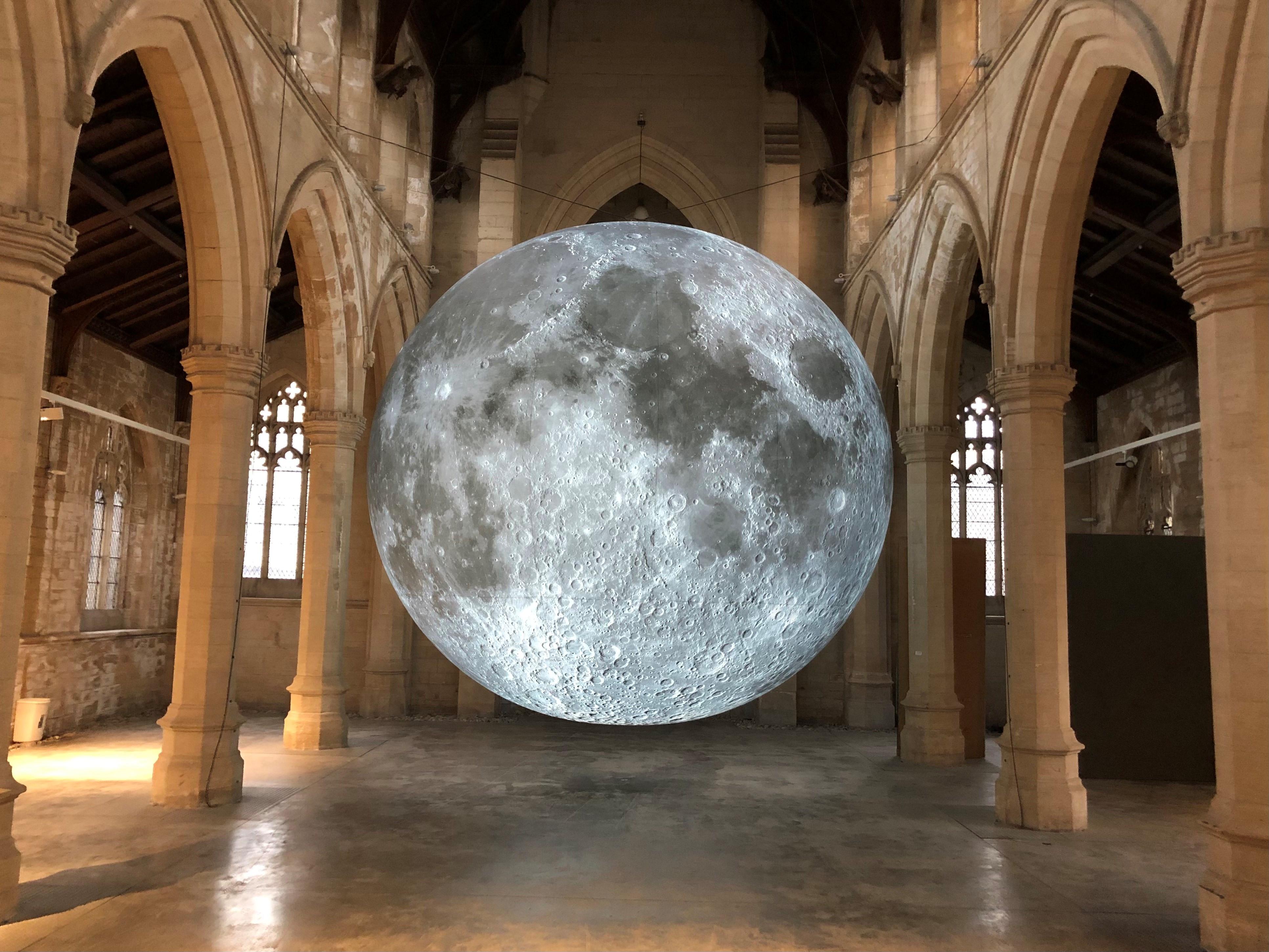 Luke Jerram - Museum of the Moon