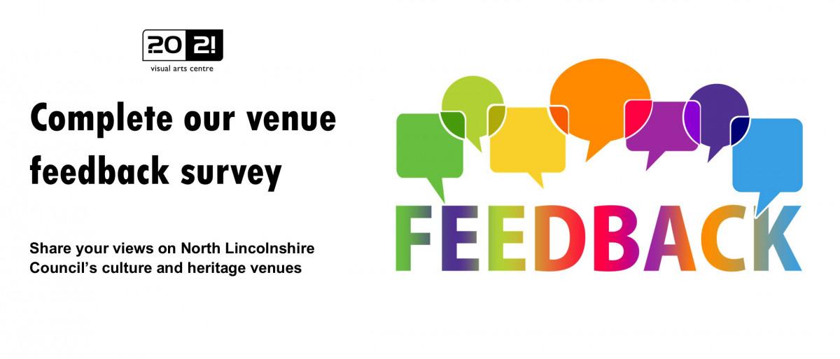 Venue feedback survey