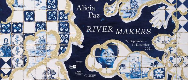 Alicia Paz - River Makers