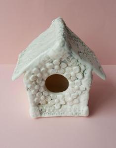 Amanda Mercer - Medium Bird House