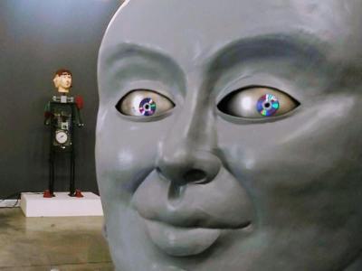 Human Machines by Johnny White and Amanda Wray